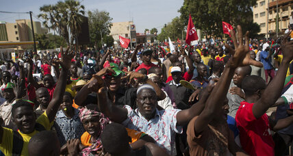 Burkina Faso: Protesters storm parliament over term limit vote
