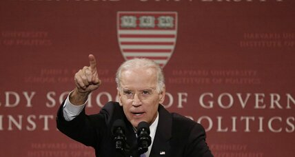Gaffe watch: Did Joe Biden just do it again? (+video)