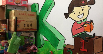 Sensing subversion, China throws the book at kids' libraries