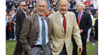 Will '41: A Portrait of my Father' reveal a different side of George W. Bush?