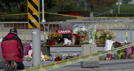 Ottawa shooting: Gunman's mother cries for victims