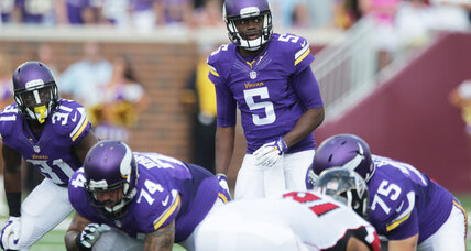NFL Thursday Night: Will Bridgewater start for Vikings vs. Packers?