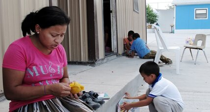 Children in Central America to apply for US refugee status from home