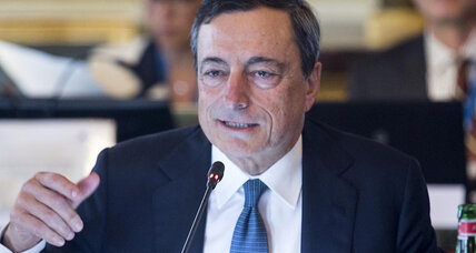 European Central Bank chief unsure over stimulus size