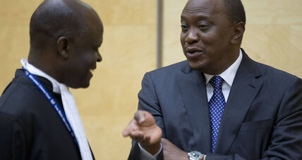 Kenyatta lawyers try to get case thrown out of ICC