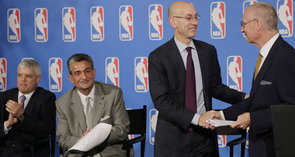 NBA will reap more than $2.6 billion per year from new TV deal, source says