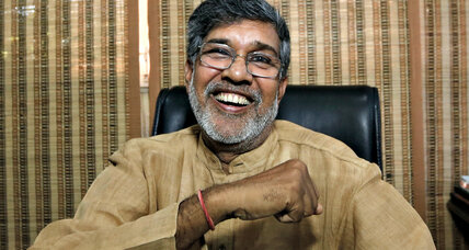 Nobel Prize winner Kailash Satyarthi: an engineer of freedom