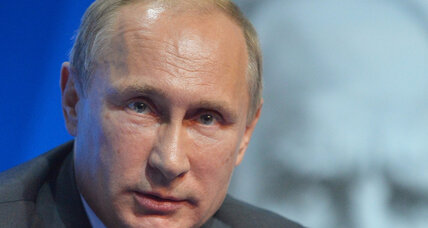 Putin warns spat with US over Ukraine threatens global stability