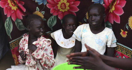 Not just 'Lost Boys,' but 'Lost Girls' – in war-torn South Sudan