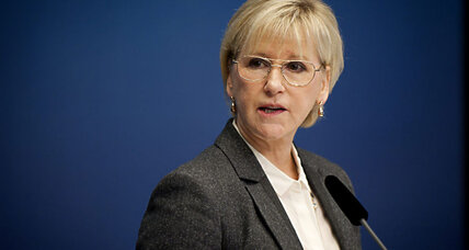 Why Sweden recognized the Palestinian state (+video)