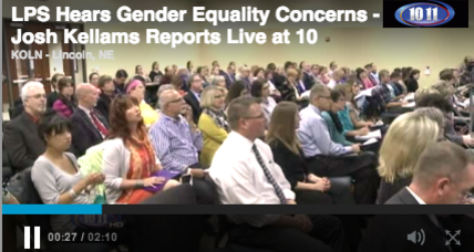 Gender identity training in Neb. schools frustrates some, applauded by others (+video)