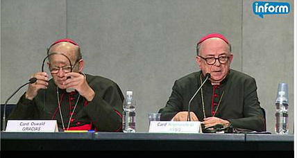 Division in church clear as Catholic bishops scrap welcome to gays