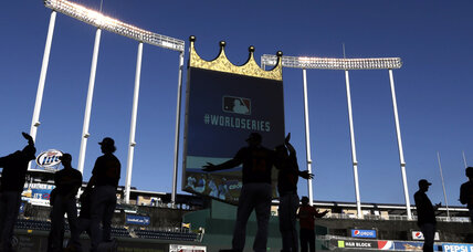 World Series 2014: Royals or Giants – the 'experts' try to pick a winner
