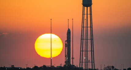 Antares launch scrubbed due to boat in restricted zone. How did that happen?