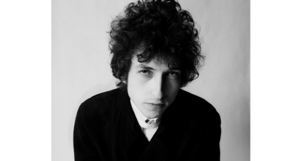 New super-sized Bob Dylan book examines the artist's lyrics