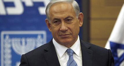 WH comments about Netanyahu in magazine leave Israeli PM angry