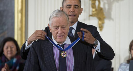 Washington Post editor Ben Bradlee 'made an indelible mark on history'