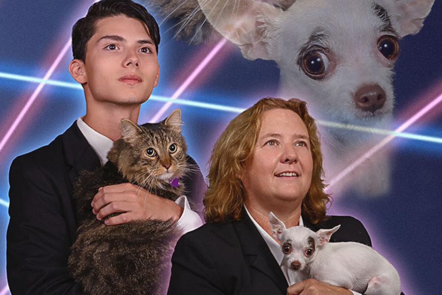 School Yearbook Photos No To Cats And Chihuahuas Yes Firearms