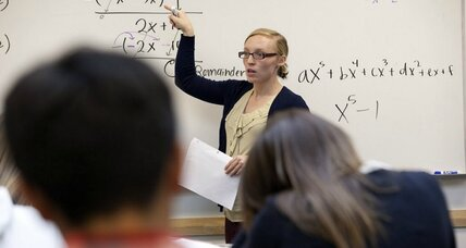 Teachers grade Common Core: C+ and room for improvement