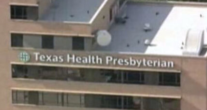 First US-diagnosed Ebola patient dies in Texas hospital