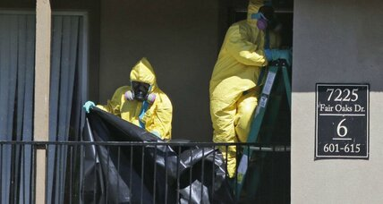 Ebola in the US: More quarantines or border closings?