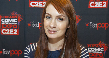 Gamergate: What Felicia Day says about misogynistic cyberbullying
