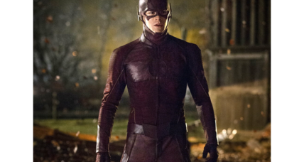 'The Flash' star Grant Gustin shares how he got the part of the superhero