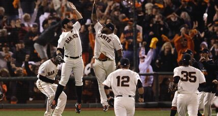 Cardinals vs. Giants in NLCS: What history tells us