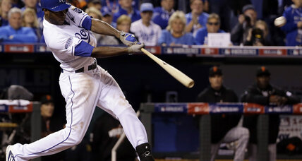 World Series: Royals blank Giants, look forward to Game 7
