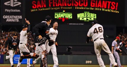 Giants head back to World Series with NLCS win over Cardinals