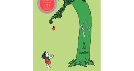 'The Giving Tree' celebrates its 50th anniversary