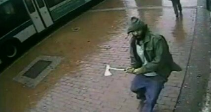 New York hatchet attack: Battle in a greater Islamic offensive?