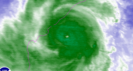 Cyclone Hudhud: India braces for huge storm