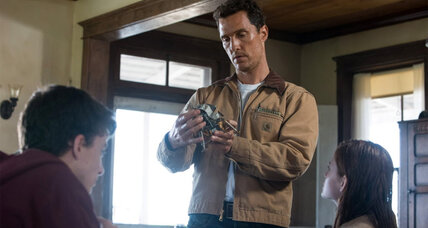 Matthew McConaughey: 'Interstellar' has 'questions [to] talk about until the end of time'