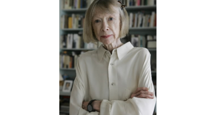 Joan Didion documentary is in the works