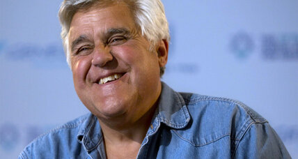 Jay Leno is returning to TV. What show is he hosting?