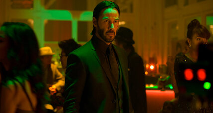 'John Wick' is a near-nonstop thrill ride