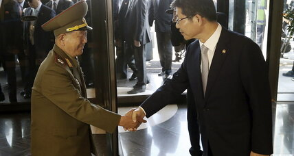 Asian Games bring North, South Korea together for high-level talks