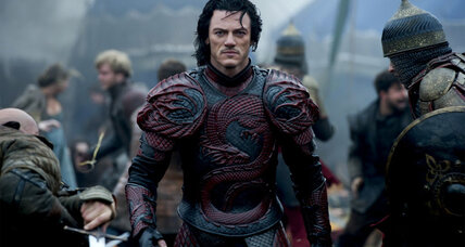 'Dracula Untold': Critics aren't won over by the vampire reboot