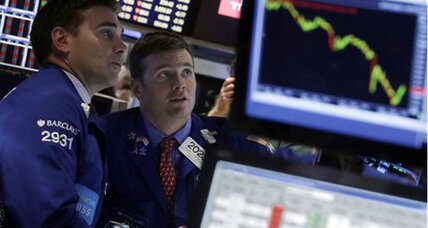 Stock market slump is no reason to abandon stocks, say experts