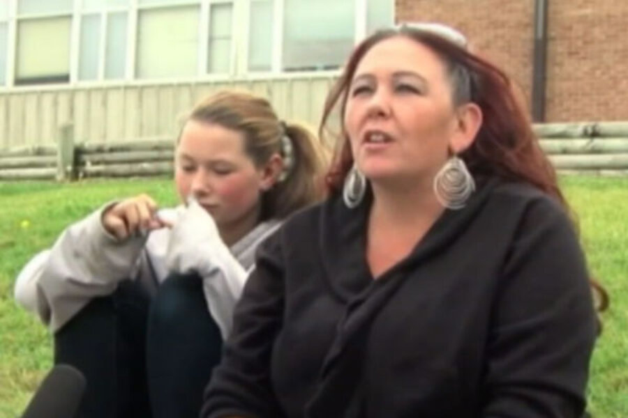 Wyoming mom publicly shames class-cutting daughter - NY