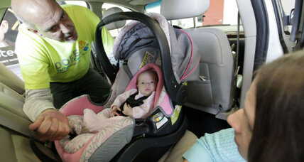 Car seat study: What safety mistakes do most new parents make?