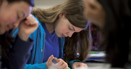 PSAT test time: Time for teens to tweet and parents to tune in