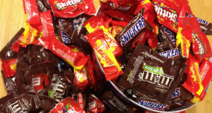 Not-so-guilty pleasure? Adults buying Halloween candy for themselves