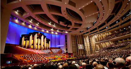Mormon conference gets first-ever non-English speech