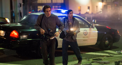 'Nightcrawler' actor Jake Gyllenhaal is great, but the movie's conception is off