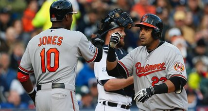 ALCS: Royals, Orioles back where they once belonged
