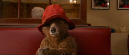 'Paddington' trailer shows some of the fictional bear's exploits