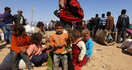 Refugee numbers rising: four questions about those from Syria and beyond