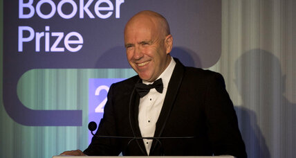 Richard Flanagan takes the Man Booker Prize, National Book Awards finalists are announced